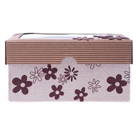"""Dárková krabička """"V barvě země"""""""