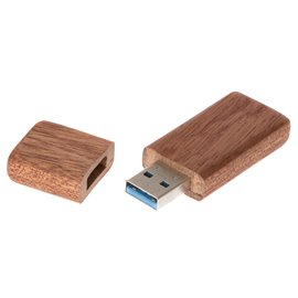"USB dřevěný flash disk 16GB ""Mahagon"""