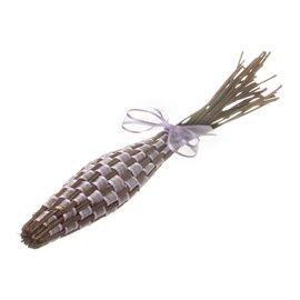 Báječná levandulová palice s fialkovou stuhou