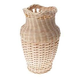 """Proutěná přírodní váza """"Josefína"""""""