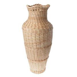 """Velká proutěná váza """"Pohoda"""""""
