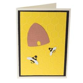 """Přáníčko pro včelaře """"Pilné včelky"""""""