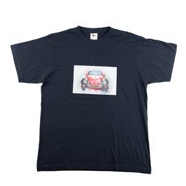 """Pánsko tričko s potiskem """"Volkswagen Brouk"""""""