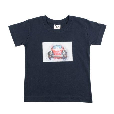 """Dětské tričko s potiskem """"Volkswagen Brouk"""""""