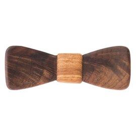 """Elegantní dřevěný motýlek """"Fridolín"""""""