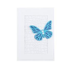 """Přáníčko """"Motýlek"""""""