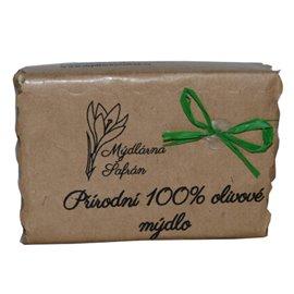 Olivové přírodní mýdlo 100g
