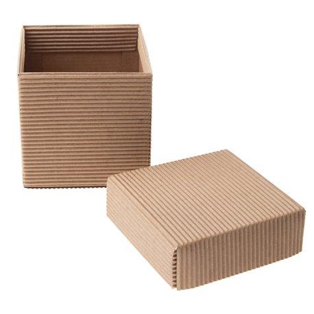 "Dárková krabička 11x11x11 cm ""Krychlička"""