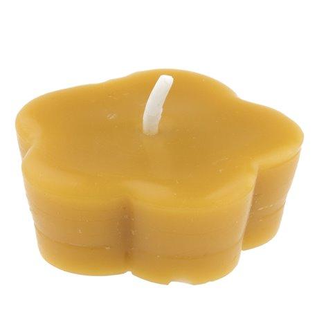 """Plovoucí svíčka ze včelího vosku """"Fala"""""""