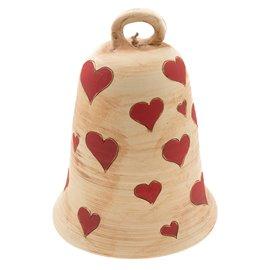 "Velký keramický zvon ""Love"""