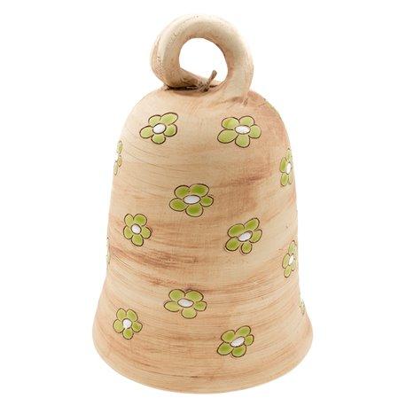 """Velký keramický zvon """"Viridis"""""""