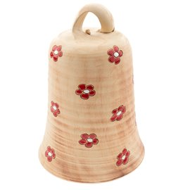"""Velký keramický zvon """"Ruberis"""""""