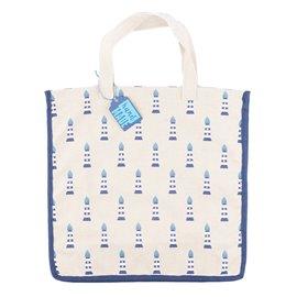 """Látková nákupní taška """"Modrý maják"""""""