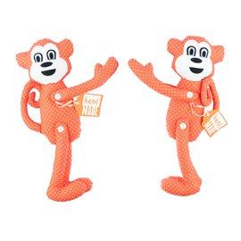 """Dekorační spony na závěsy sada """"Opičí hra"""""""