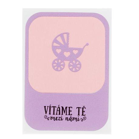 """Gratulace k narození miminka """"Viola"""""""