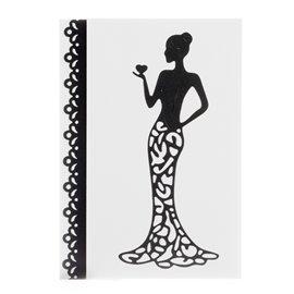 """Přáníčko """"Elegantní lady"""""""