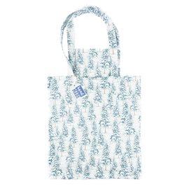 """Bavlněná taška přes rameno """"Les v zimě"""""""