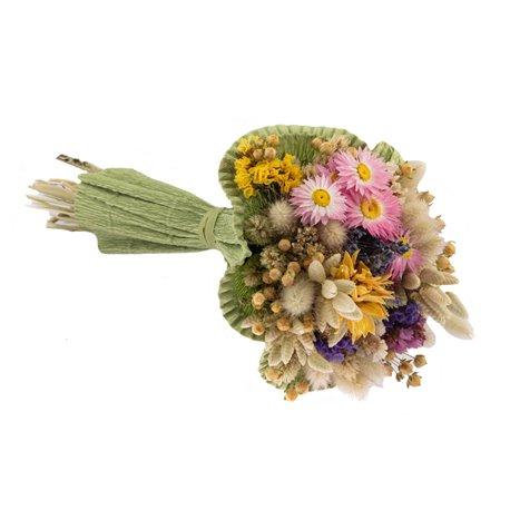 """Kytice ze sušených květin """"Romantika"""""""