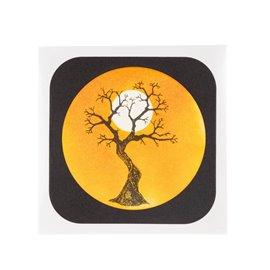 """Přáníčko """"Strom za svítání"""""""