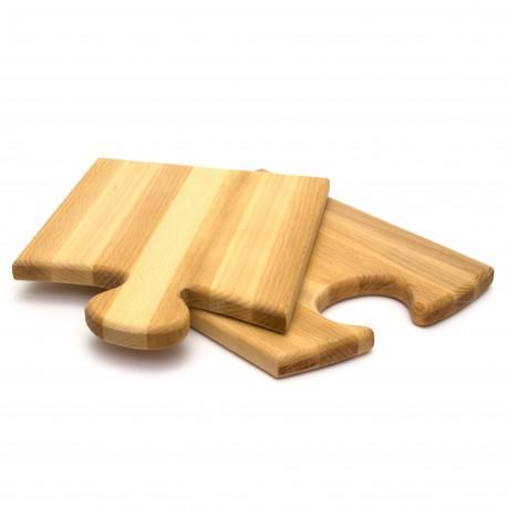 Dvojité puzzle prkénko