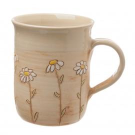 """Květinový kávový hrnek """"Bellis"""""""