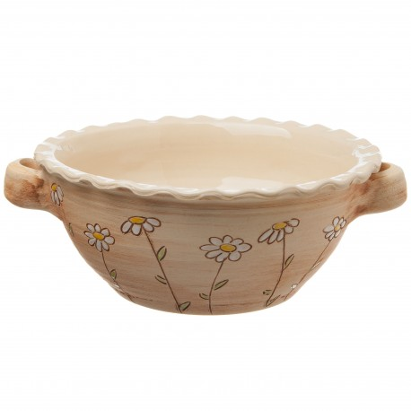 "Květinová miska ""Bellis - keramická miska"