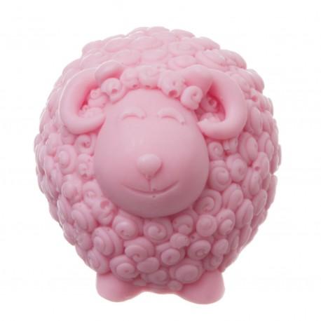 Mýdlo - růžová ovečka