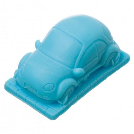 Mýdlo - modré autíčko