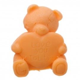 """Mýdlo """"Medvídek I love you"""""""