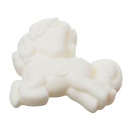 """Mýdlo """"Bílý poník"""""""