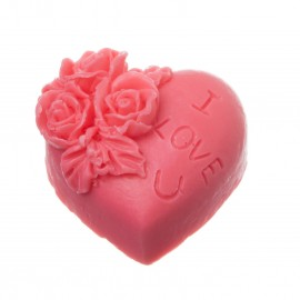 """Mýdlo """"Růžové srdce"""""""