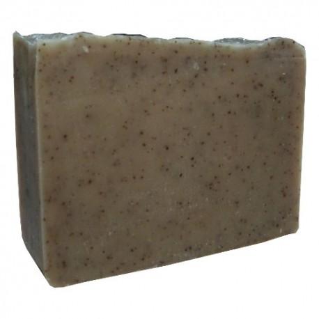 Kávové přírodní mýdlo