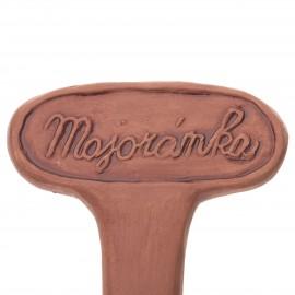 Majoránka - keramický zápich do květináče