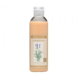 Přírodní sprchový gel levandulový Nobilis 200ml