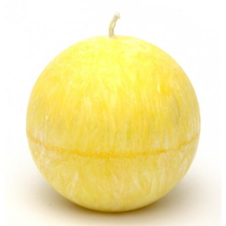 """Svíčka """"Citronová kulička"""""""