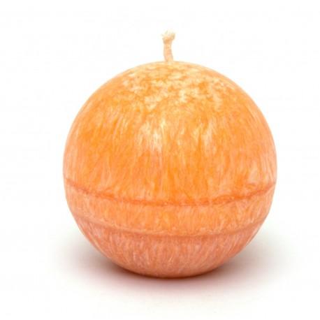 """Svíčka """"Mandarinková kulička"""""""