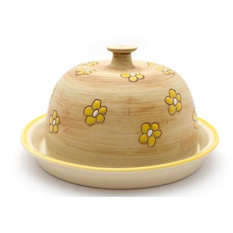 """Máselníčka """"Žlutý květ"""""""