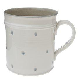 """""""Šedý puntík"""" kolekce keramiky"""