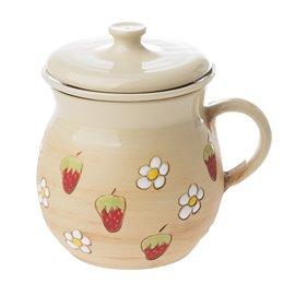 """Fragaria"" kolekce keramiky"