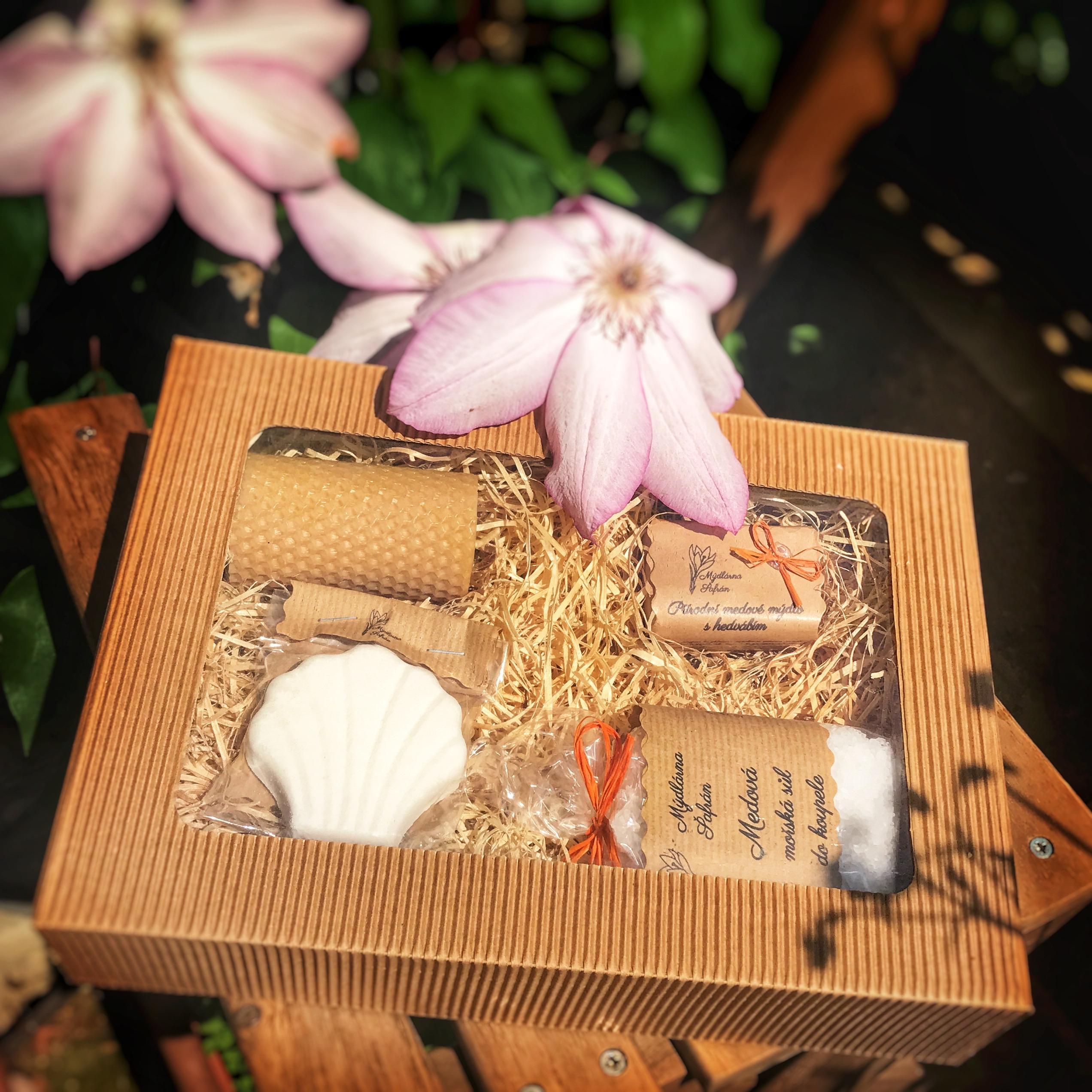 Dárková krabička pro krásné a rychle balení dárků