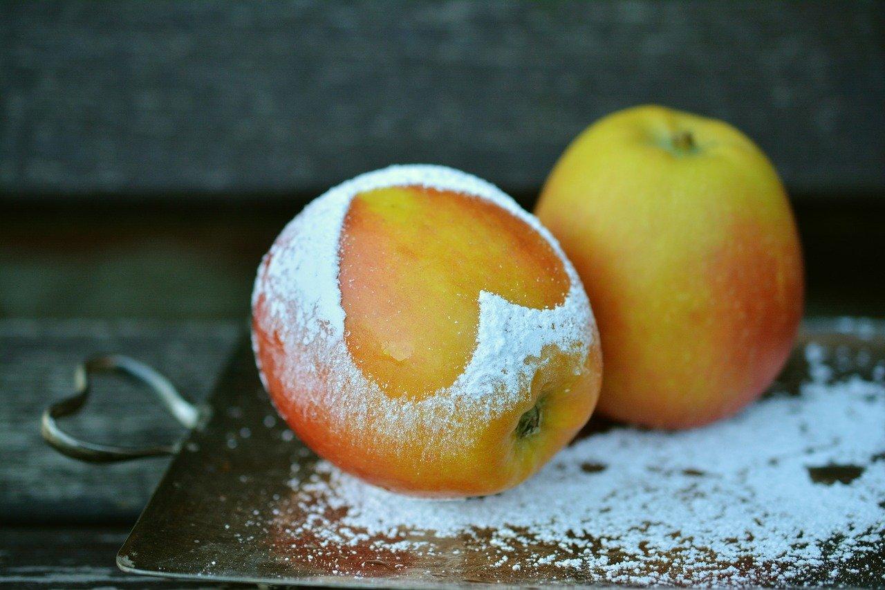 keramická pec na jablíčka - jak se používá