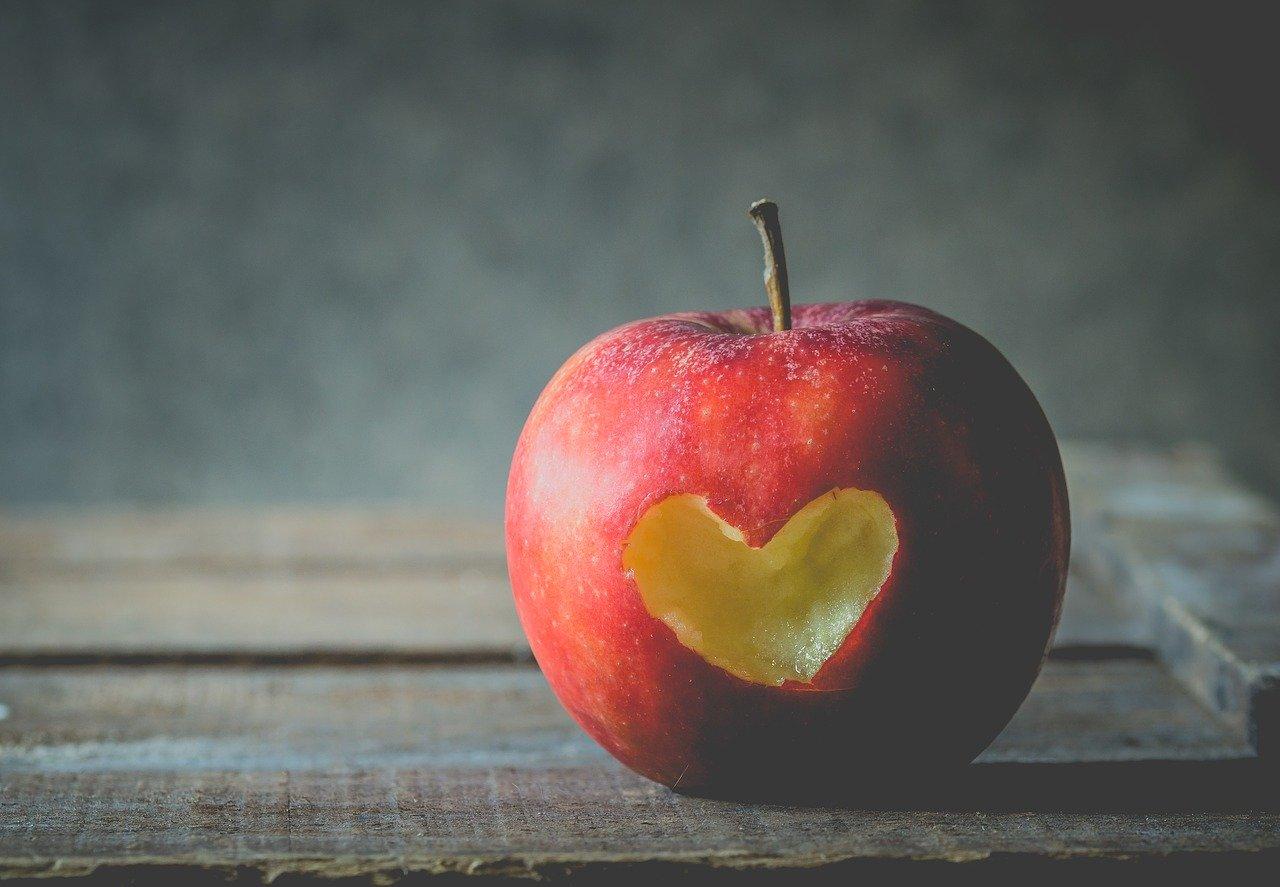 pečená jablíčka ozvláštní romantický večer