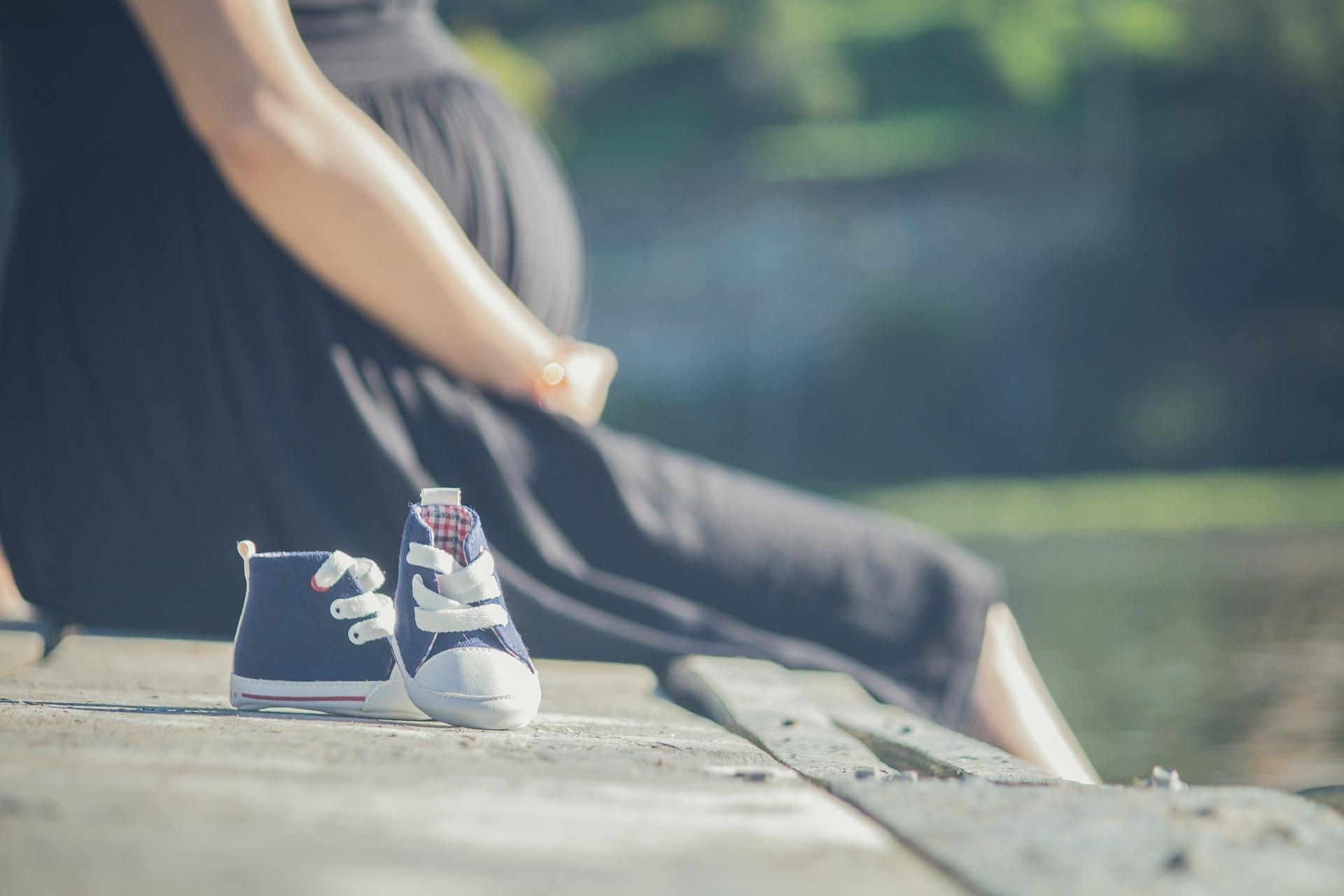 Tipy na dárky pro novopečené maminky - kolegyně a kamarádky - odcházející na mateřskou dovolenou