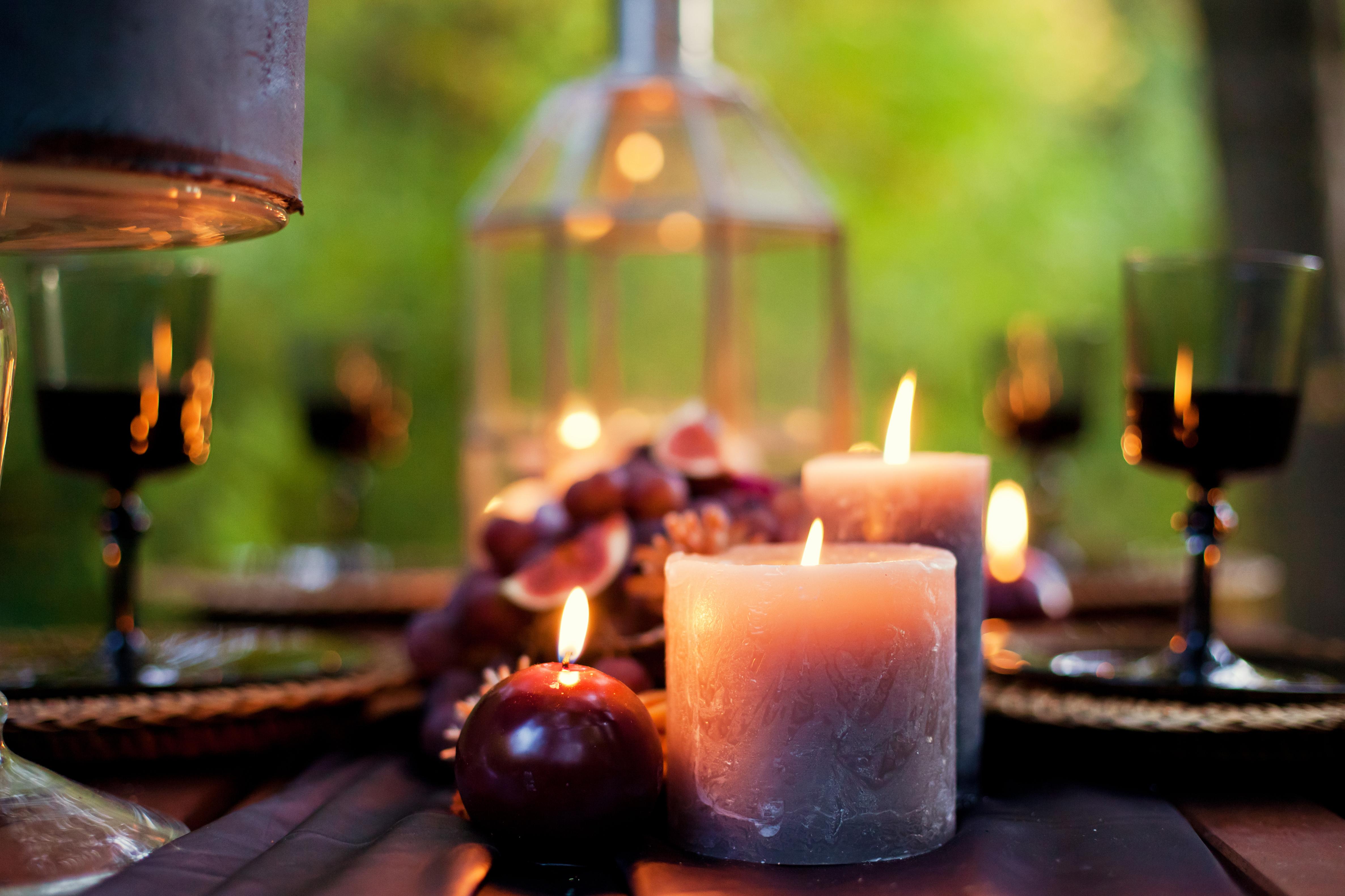 Jaké jsou druhy svíček?